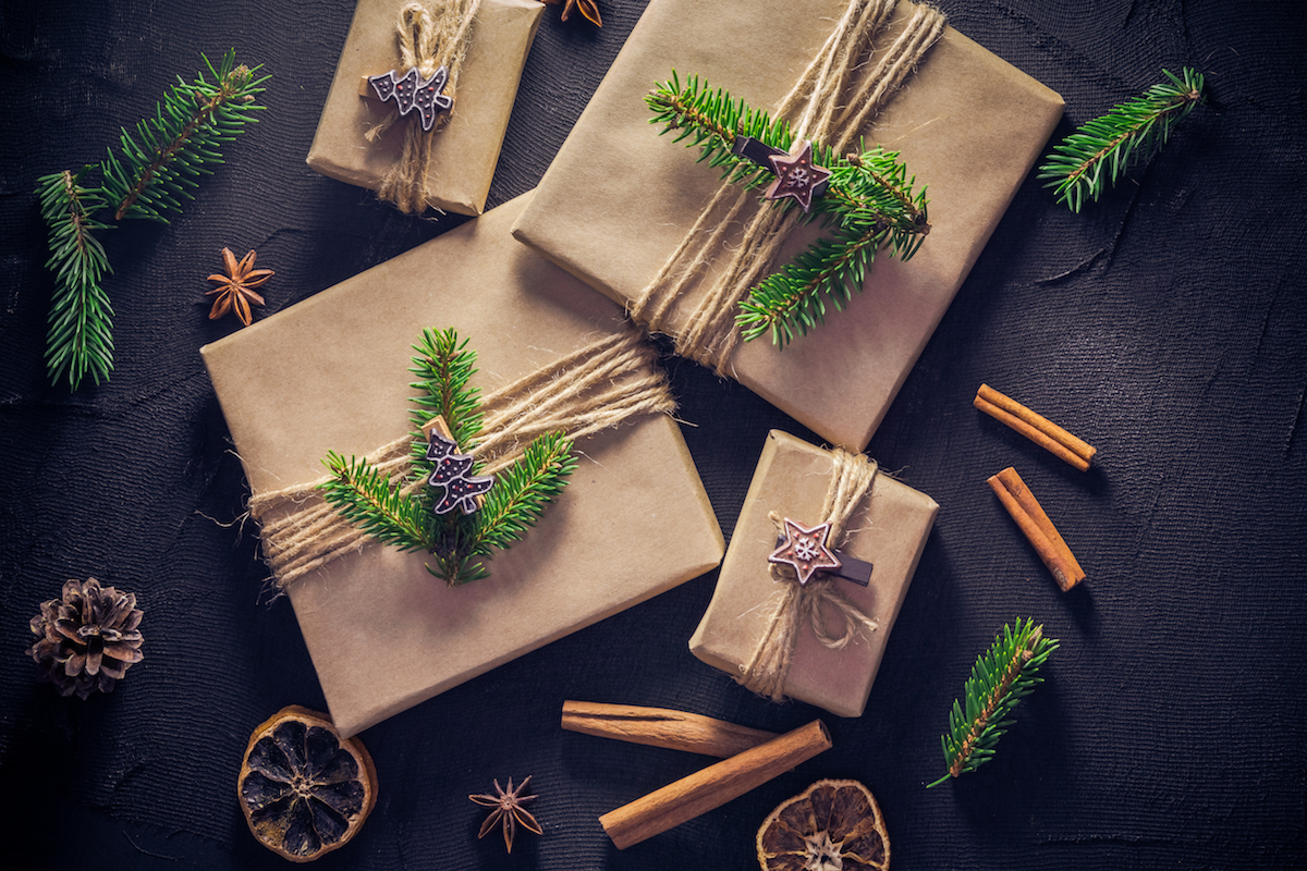 Weihnachtsgeschenke fuer Geniesser aus der Steiermark